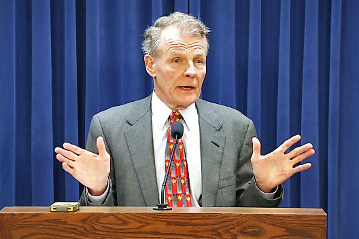 House Speaker Mike Madigan