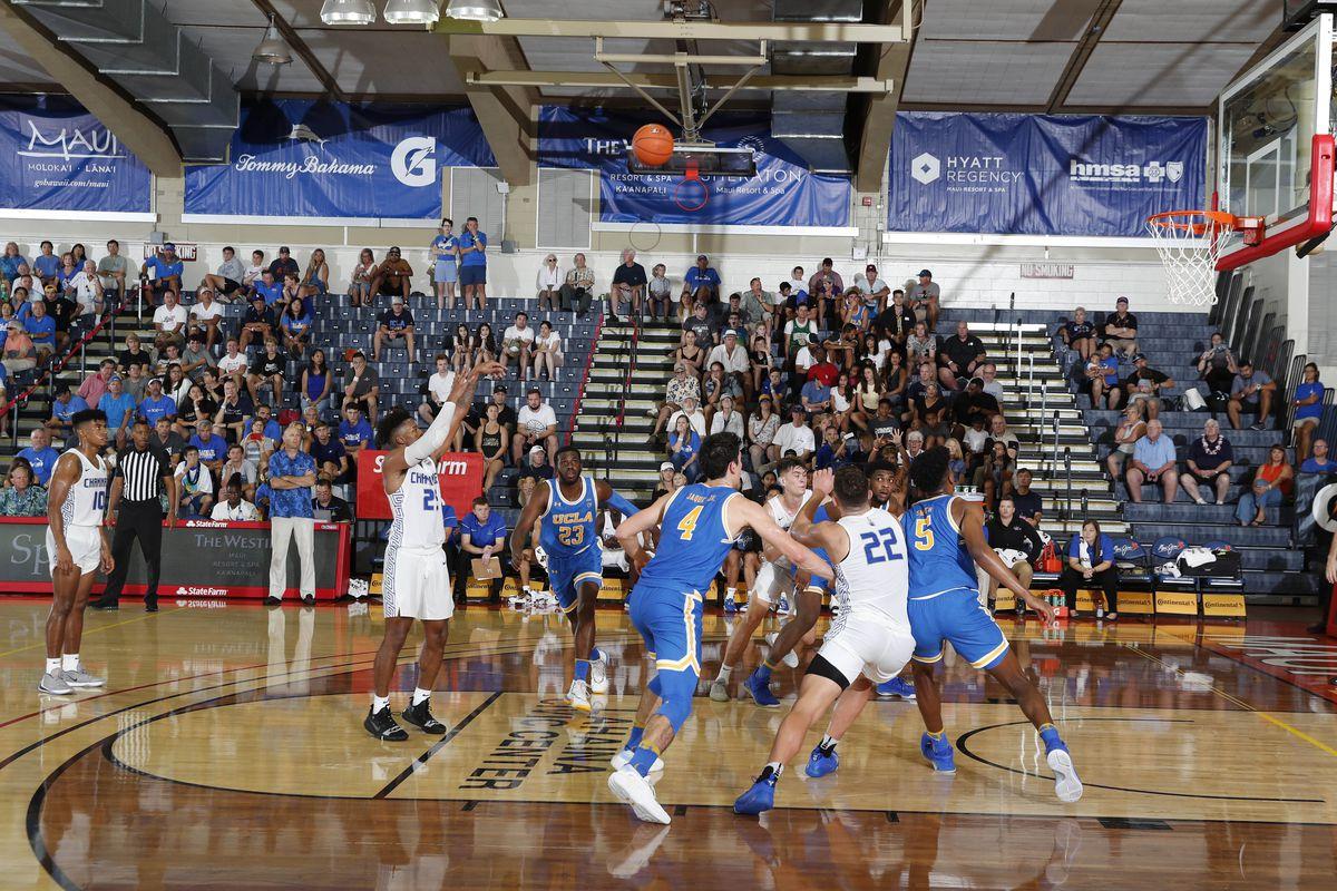 NCAA Basketball: UCLA at Chaminade