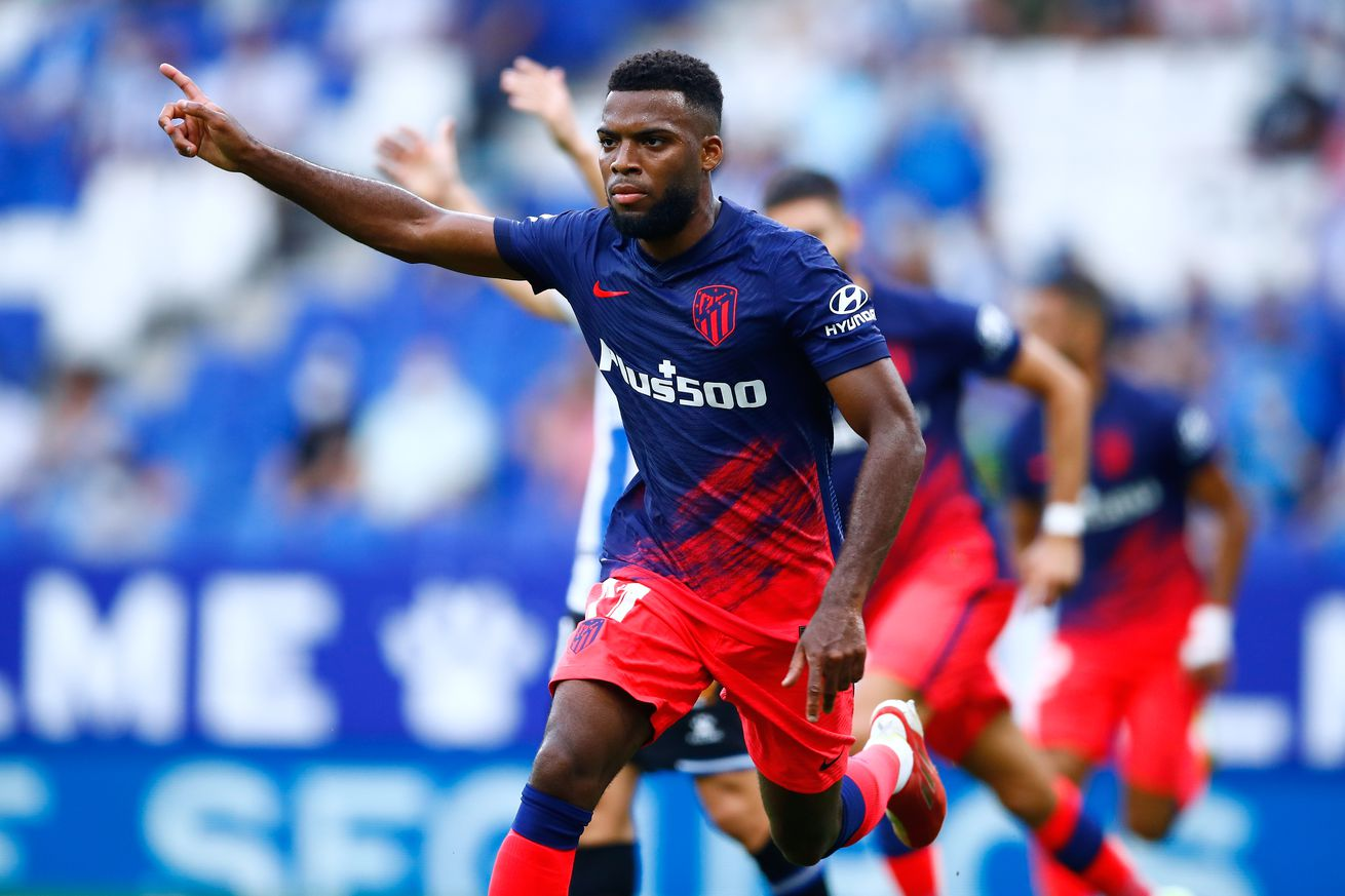 Simeone: ?Lemar is in a very good moment?