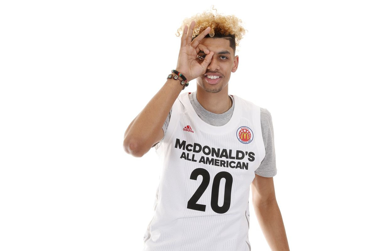 Five-star small forward Brian Bowen commits to Louisville