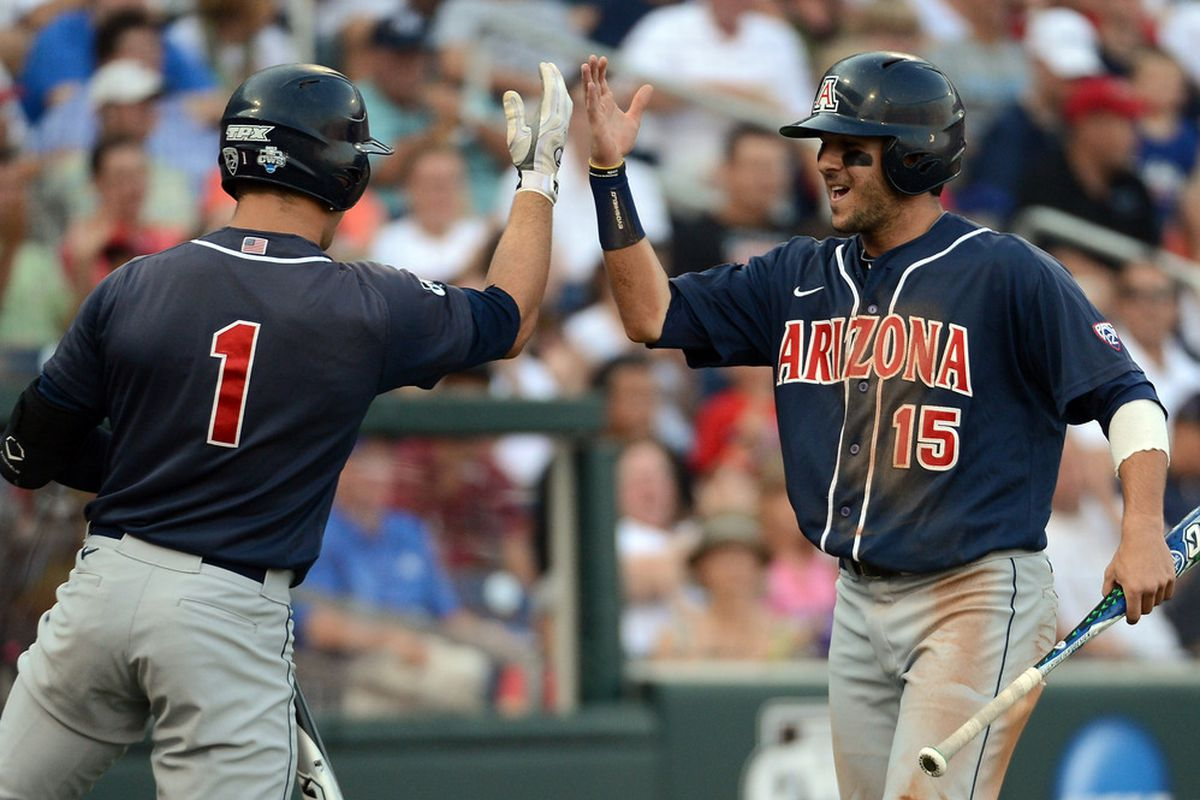 Johnny Field and Joseph Maggi are big parts of Arizona's recent success