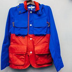 <b>Creep</b> sail jacket, $299