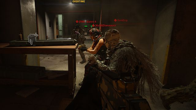 Bunker 11 players hanging out with enemies
