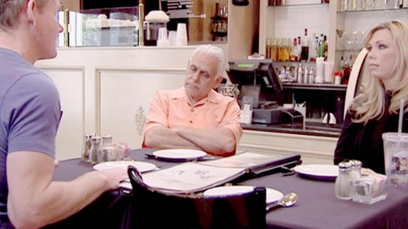 Watch Gordon Ramsay Give Up On Delusional Restaurant Owners In Kitchen Nightmares Eater