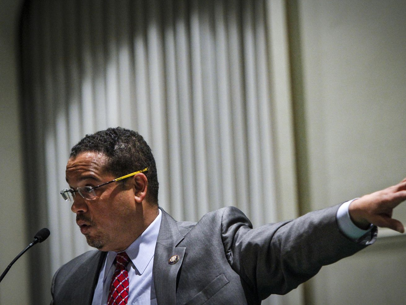 US Rep. Keith Ellison, who is running for Minnesota attorney general, faces new domestic abuse allegations.