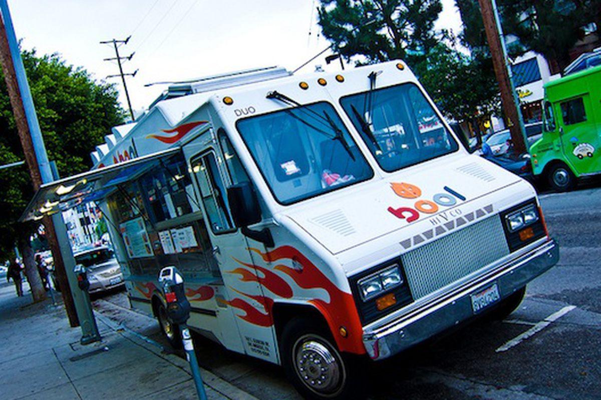 Bool Truck, Los Angeles.