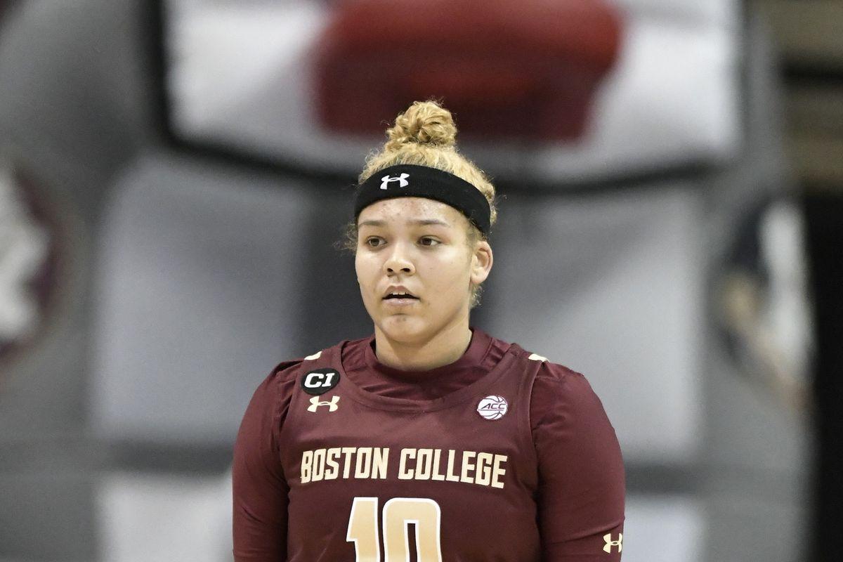 COLLEGE BASKETBALL: JAN 30 Women's Boston College at Florida State