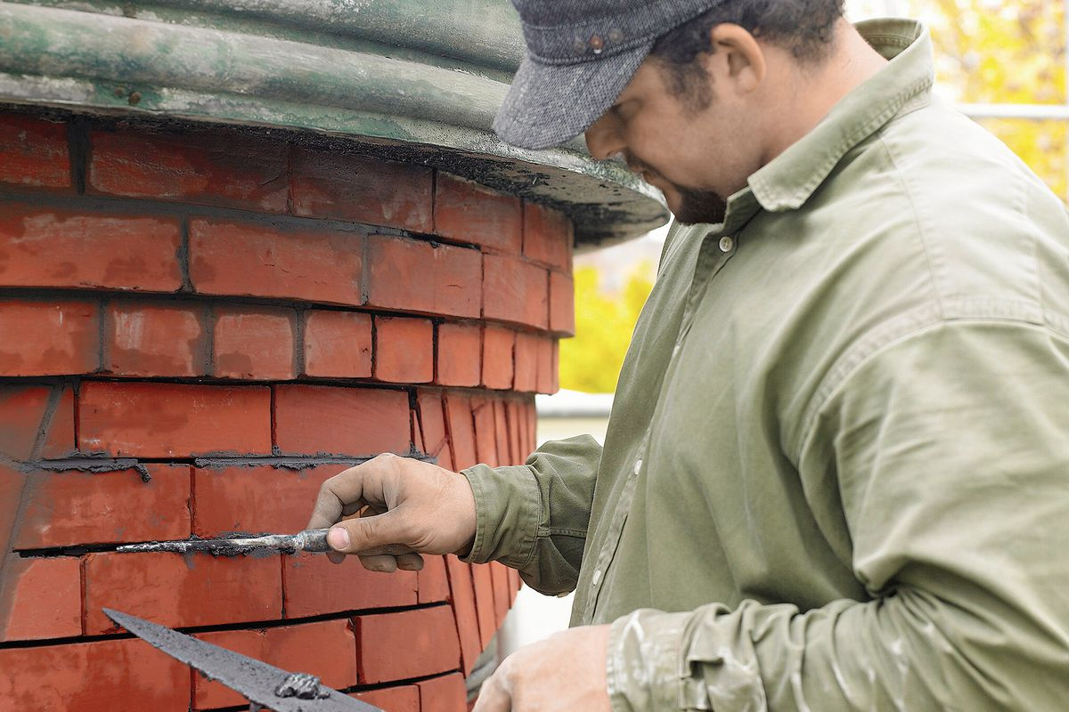 How To Repair Mortar In A Brick Wall This Old House