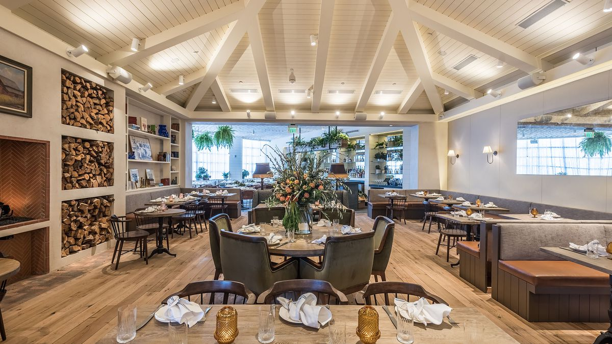 La S New Farmer Led Restaurant Debuts At Beverly Center