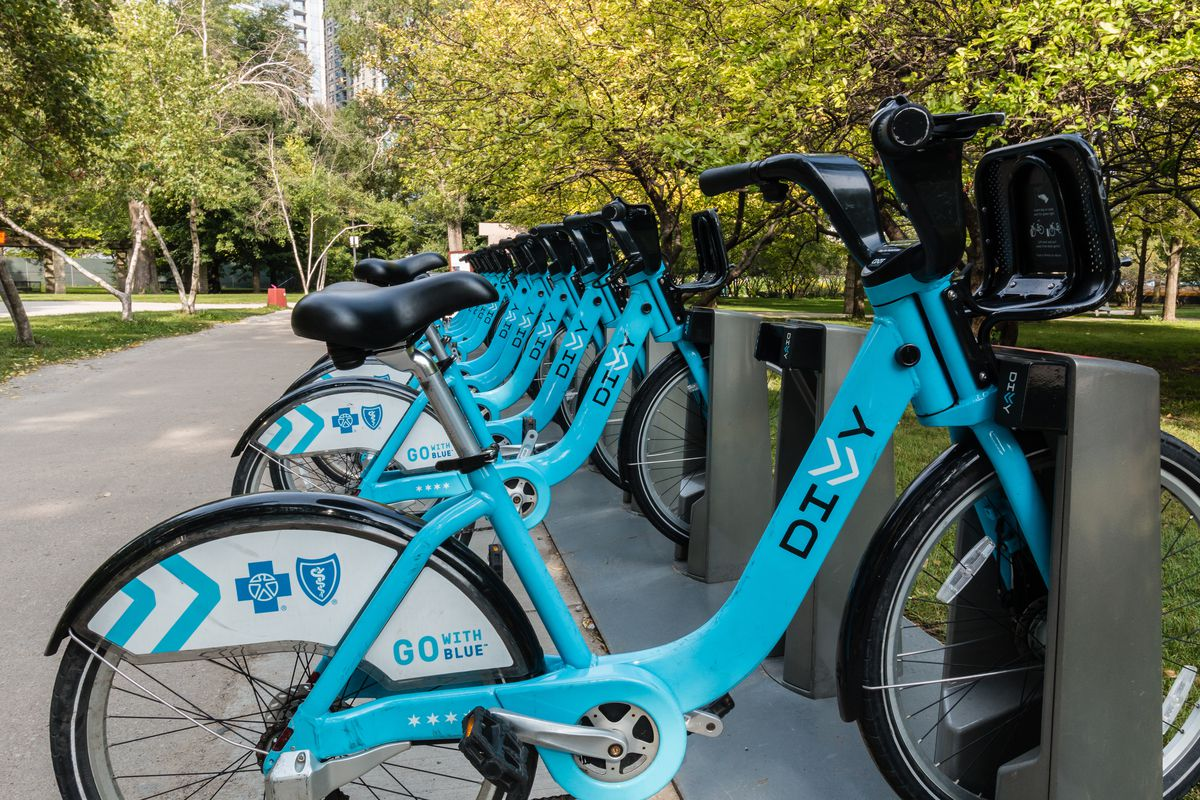 Divvy bikes are free on Saay - Curbed Chicago on