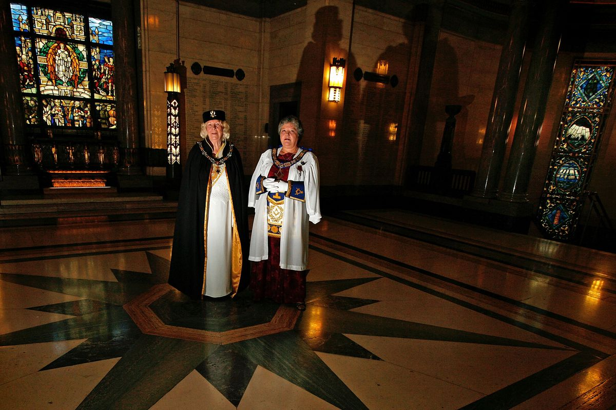 A Centenary Of Women And Freemasonry Celebrated With new Exhibition