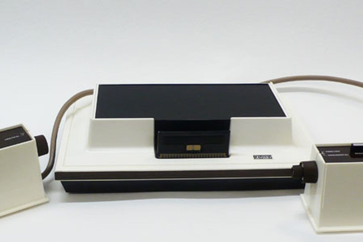 Discover the First Video Game Console Here
