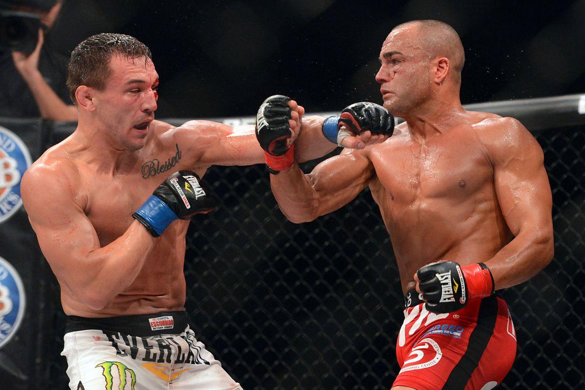Eddie Alvarez, Michael Chandler get back to business in respectful rivalry - MMA Fighting