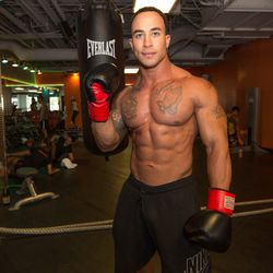 """<a href=""""http://la.racked.com/archives/2014/08/12/hottest_trainer_contestant_3_keith_johnson.php""""><b>Keith Johnson</b></A> of Crunch Sunset"""