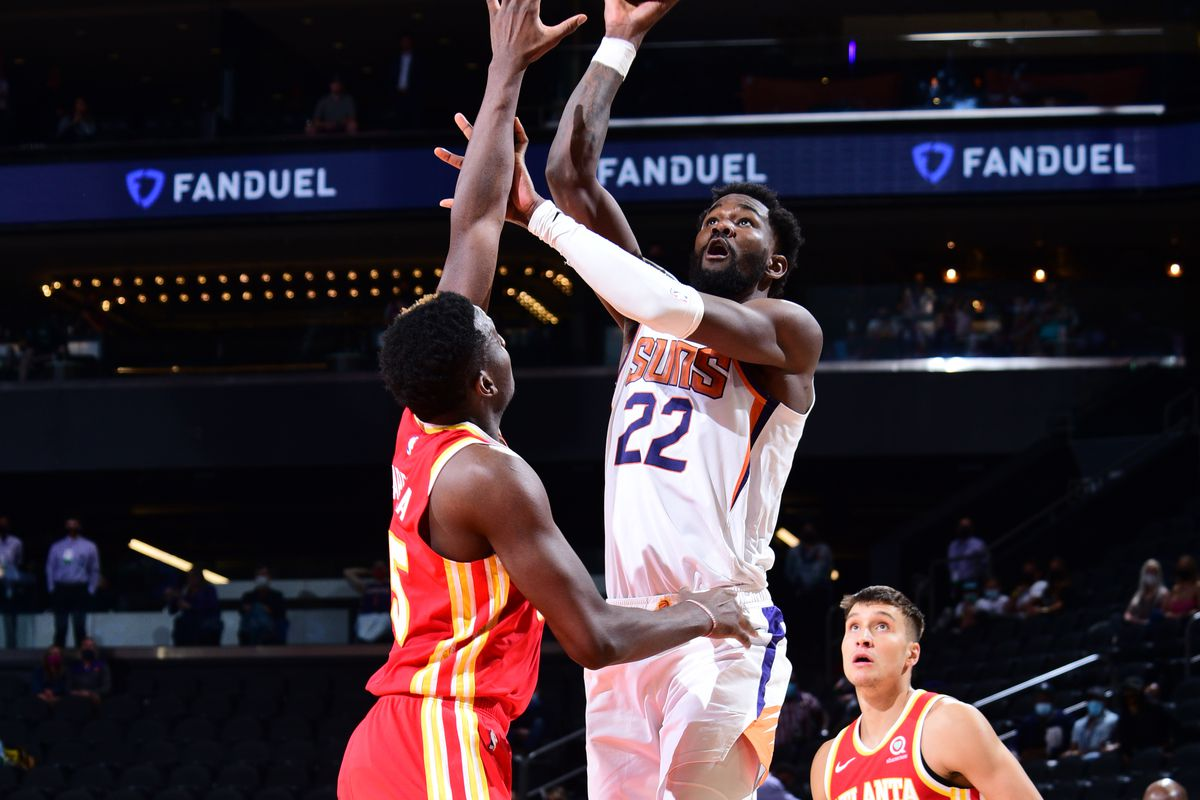 Atlanta Hawks v Phoenix Suns