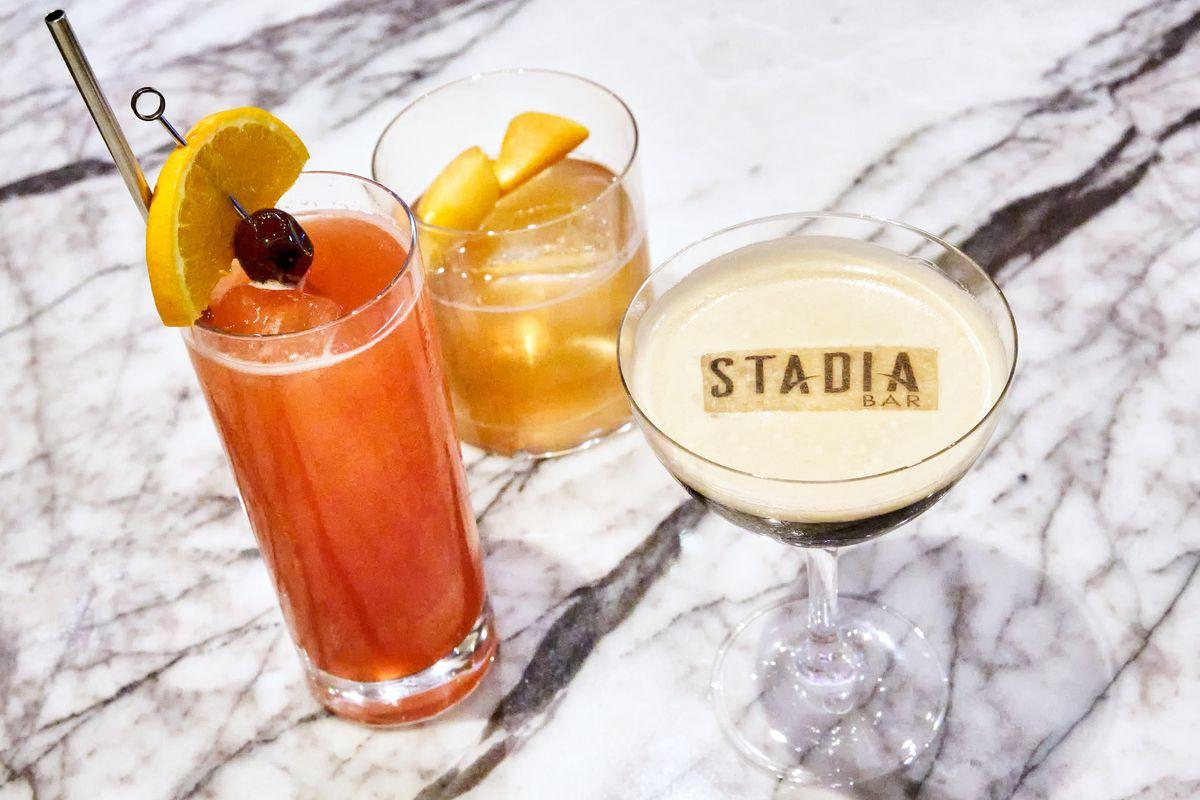Stadia Bar