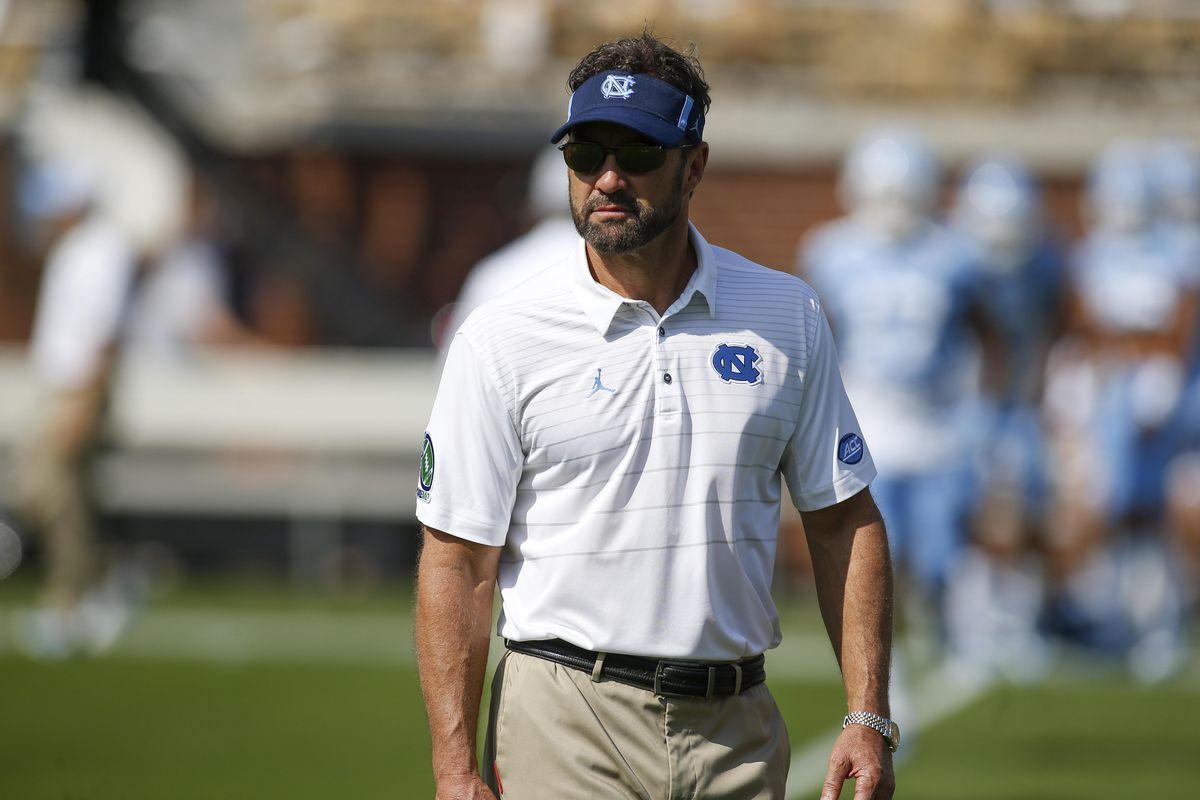 NCAA Football: North Carolina at Georgia Tech