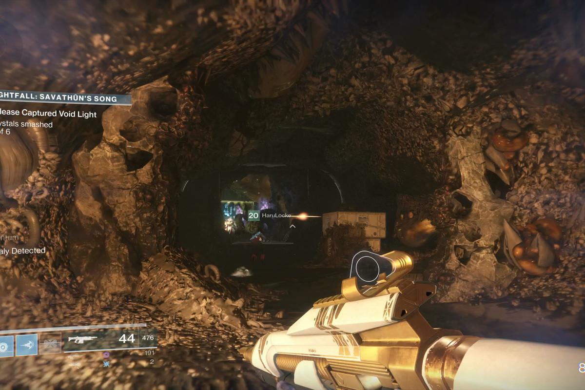 Destiny 2 guide: Savathun's Song Nightfall walkthrough - Polygon