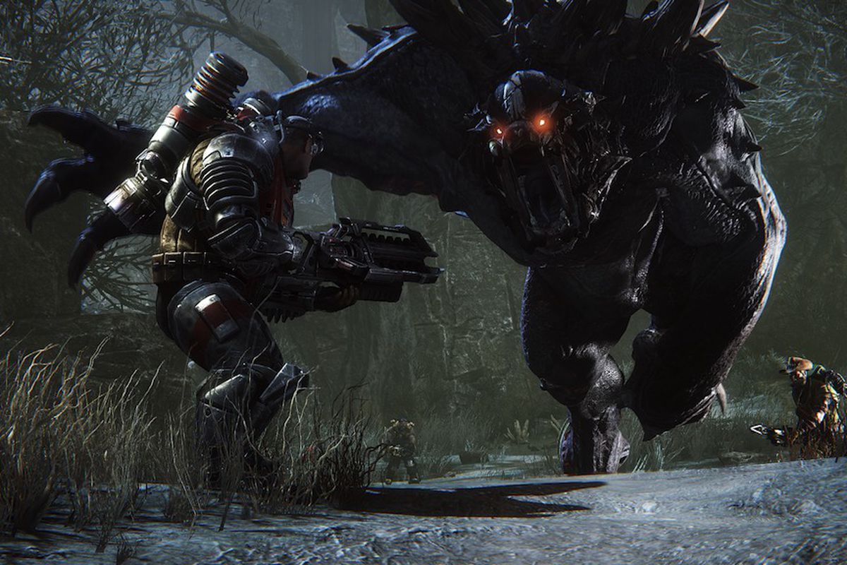 turtle rock studios to end support for evolve update polygon