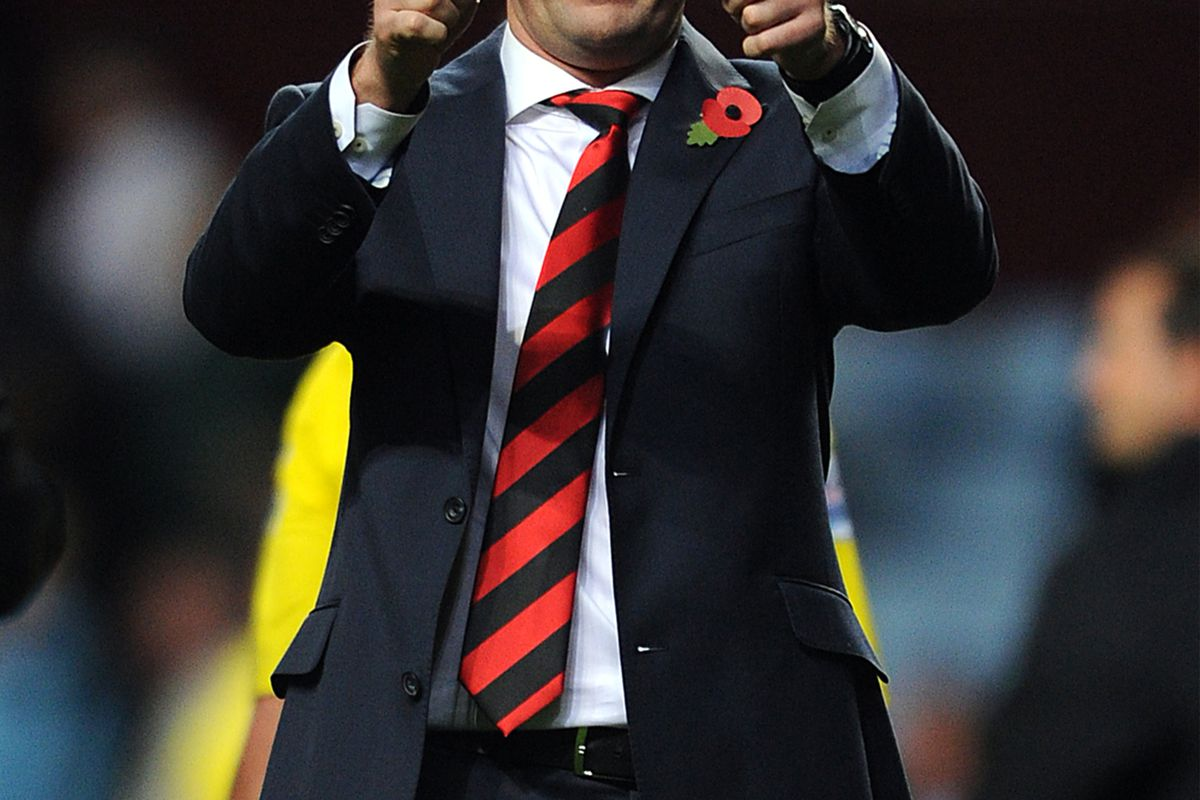 Malky Mackay wants YOU