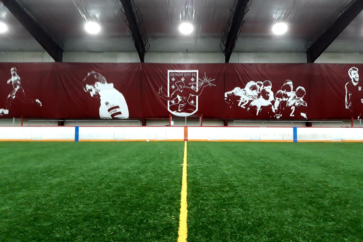 Detroit City Fieldhouse Opens After Renovations