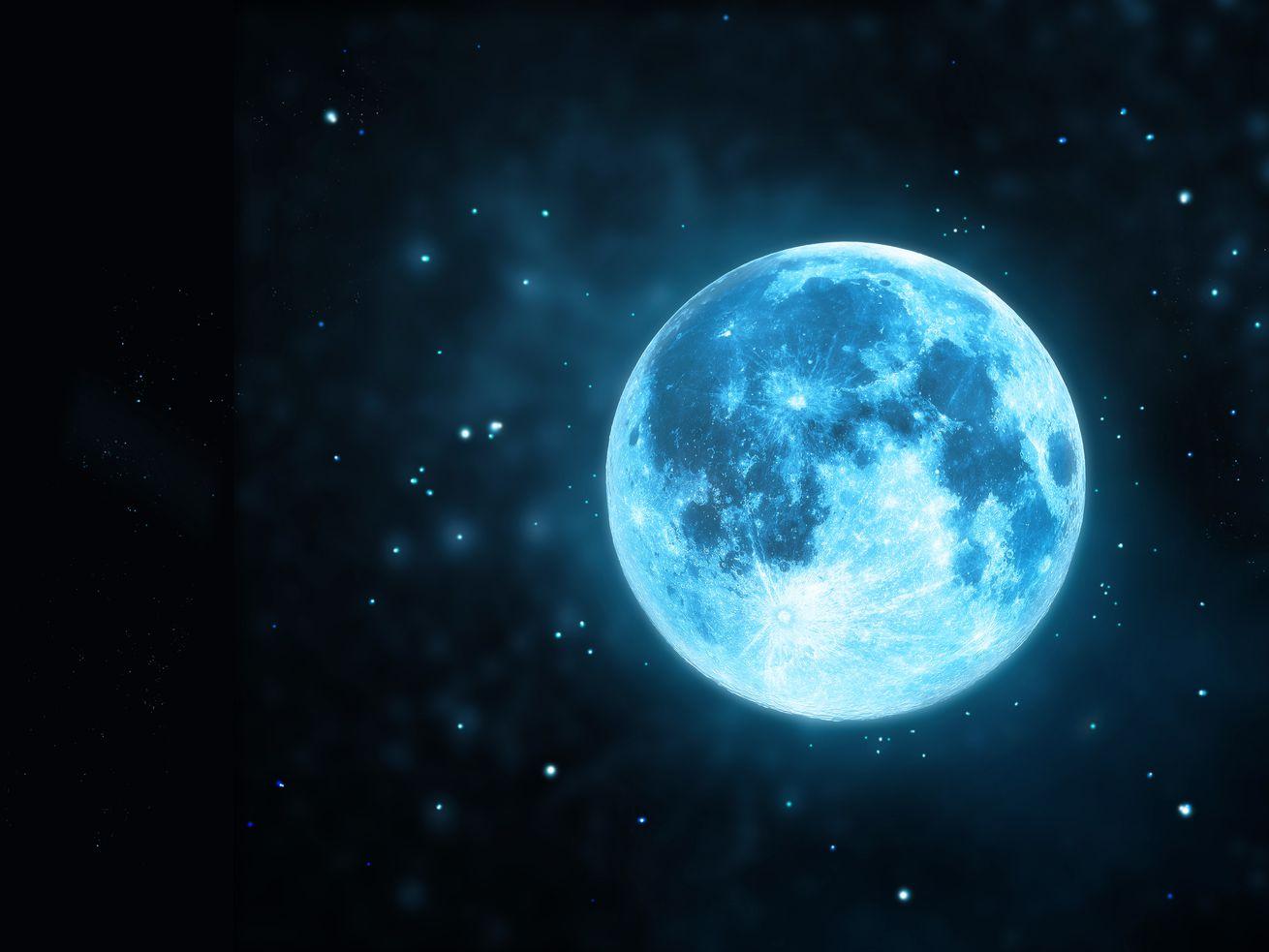 What is moondust?