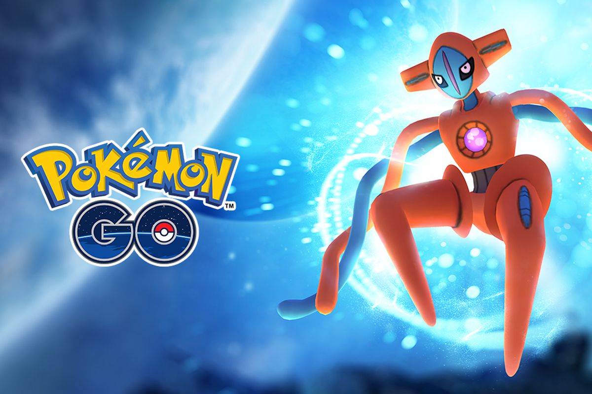 Pokémon Go Deoxys raid guide: counters and best movesets