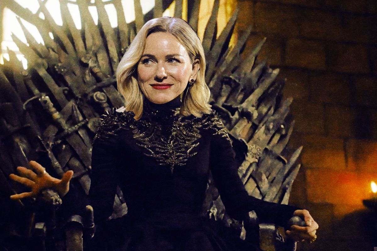 game of thrones goes big name hunting lands naomi watts for