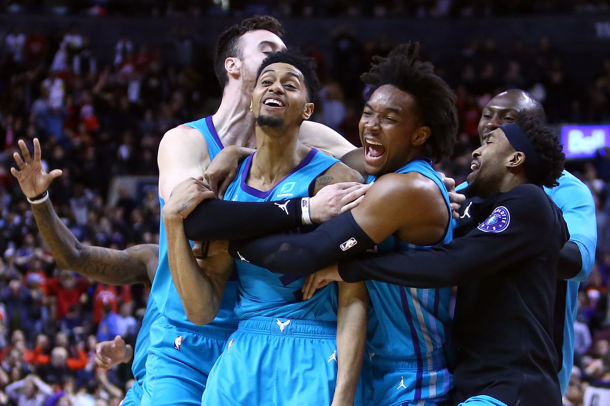 Top 5 plays of the Charlotte Hornets 2018-2019 season - At
