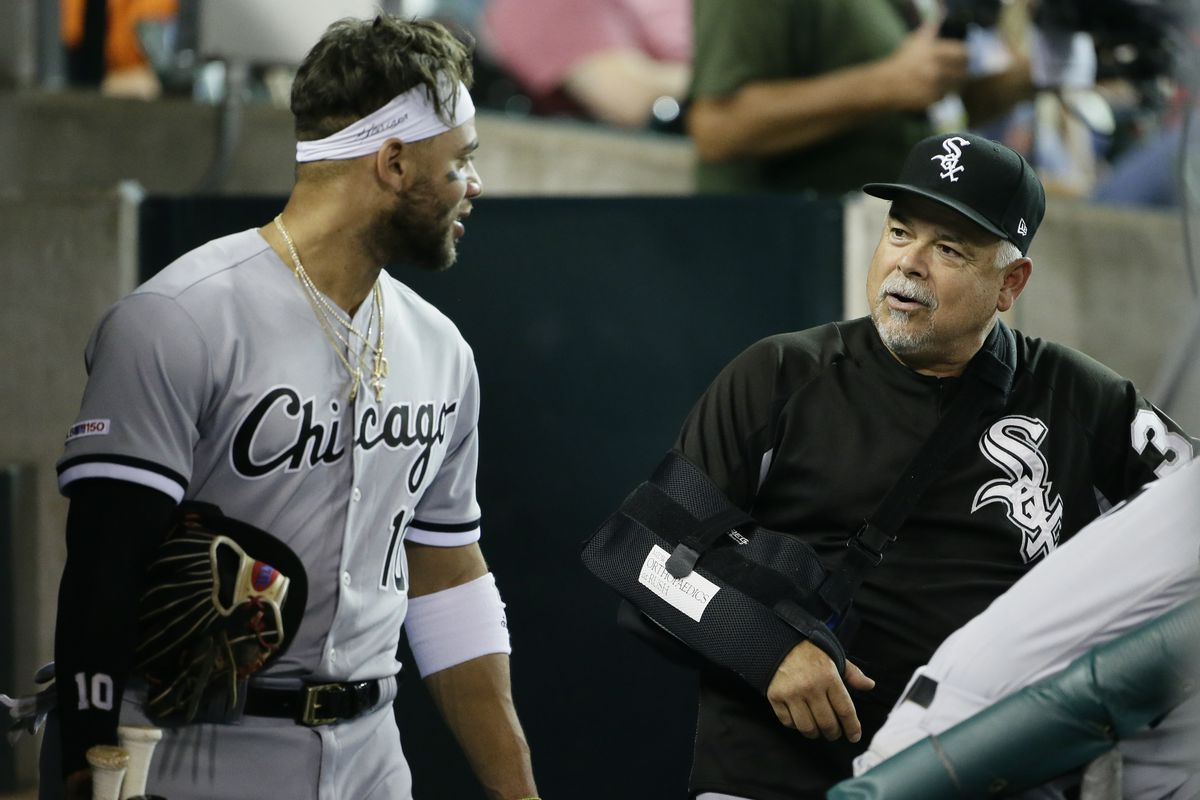 It's postseason or bust for White Sox manager Rick Renteria