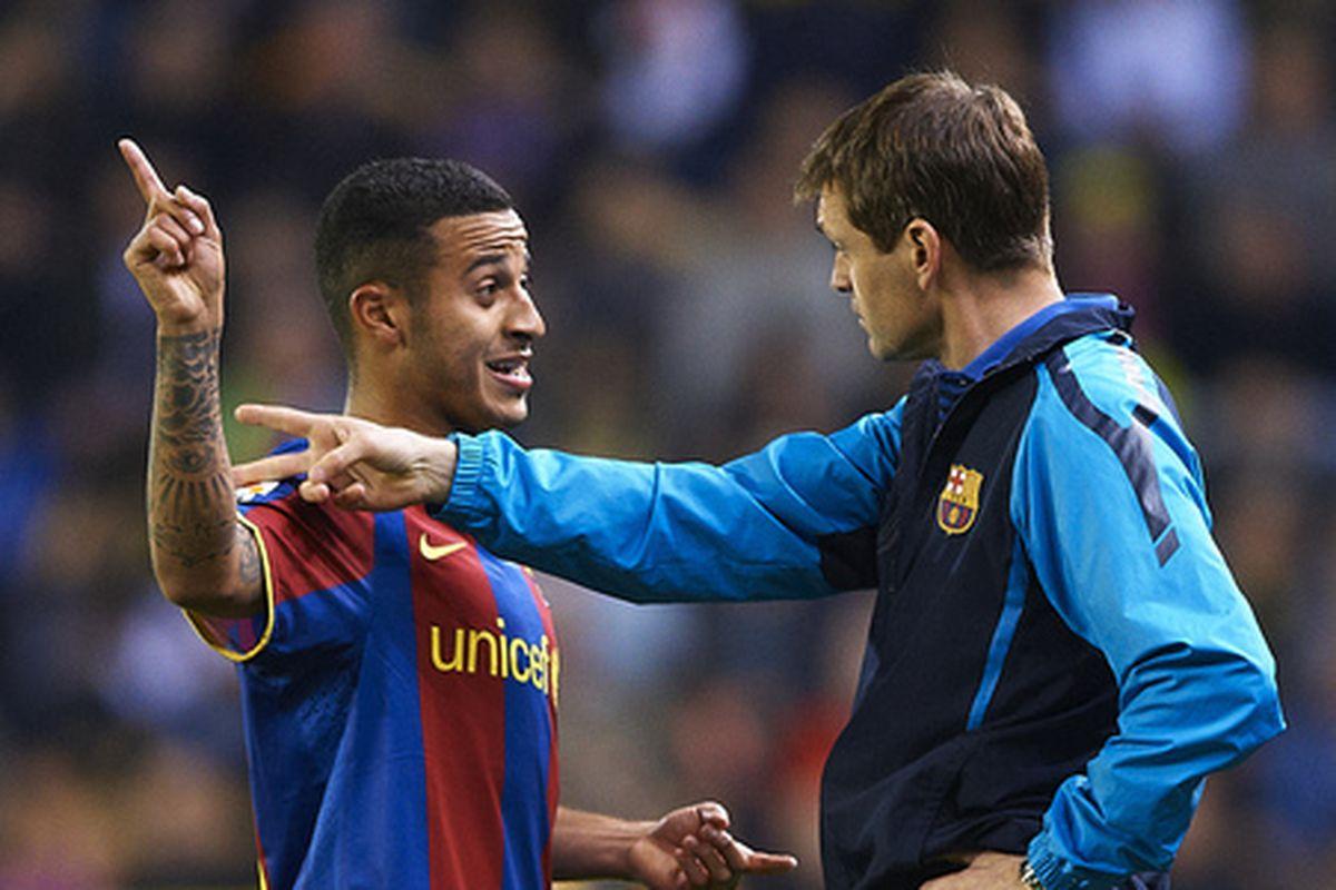 Thiago and Tito
