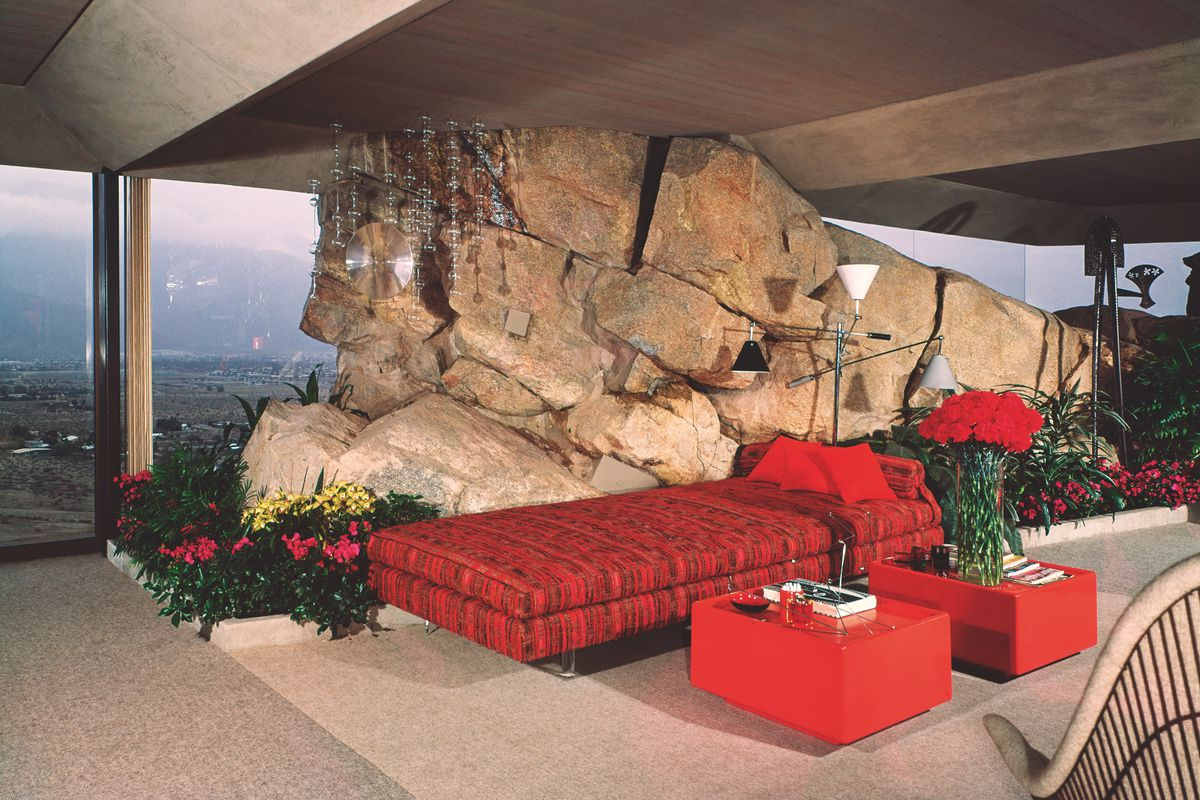 Arthur elrod s palm springs interiors curbed la - Modern house interior design ...