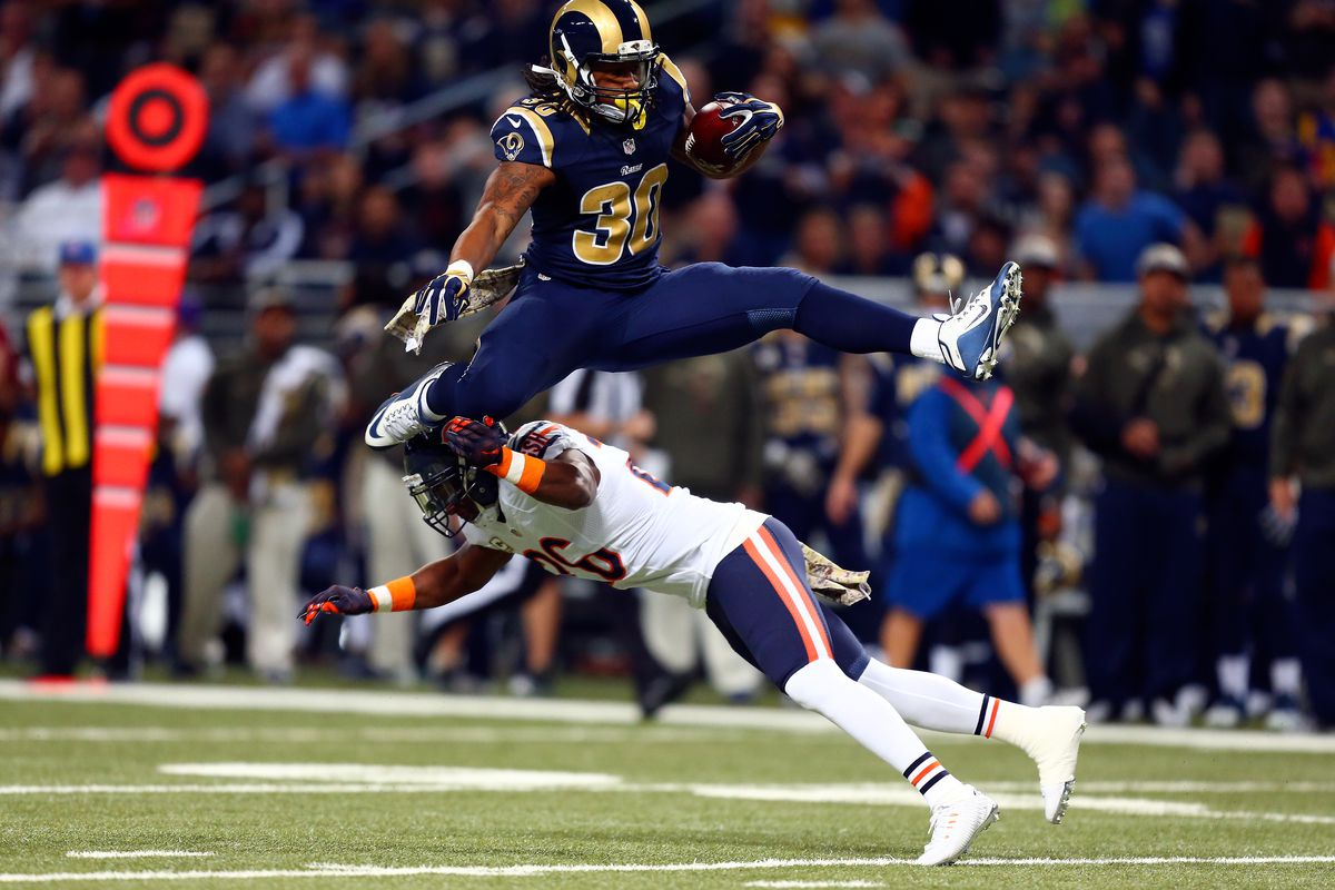 todd gurley - photo #25