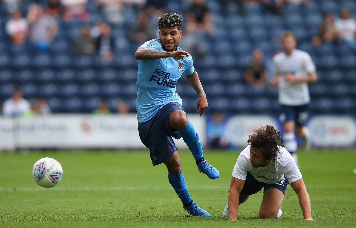 Preston North End v Newcastle United - Pre Season Friendly