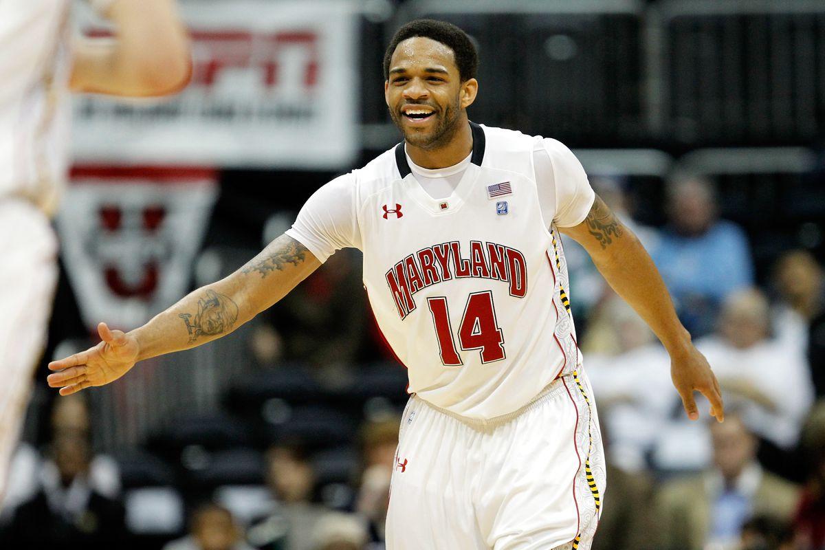 ACC Basketball Tournament - Wake Forest v Maryland