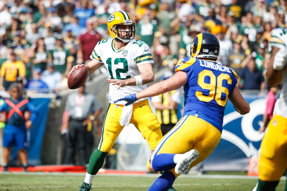 Aaron Rodgers Can Beat Anyone When He Has the Ball—the Packers Just Have to  Get It to Him d2383bc56