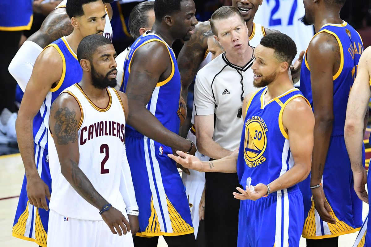 The Revenge (Key) Matchup: Kyrie Irving vs. Stephen Curry ...
