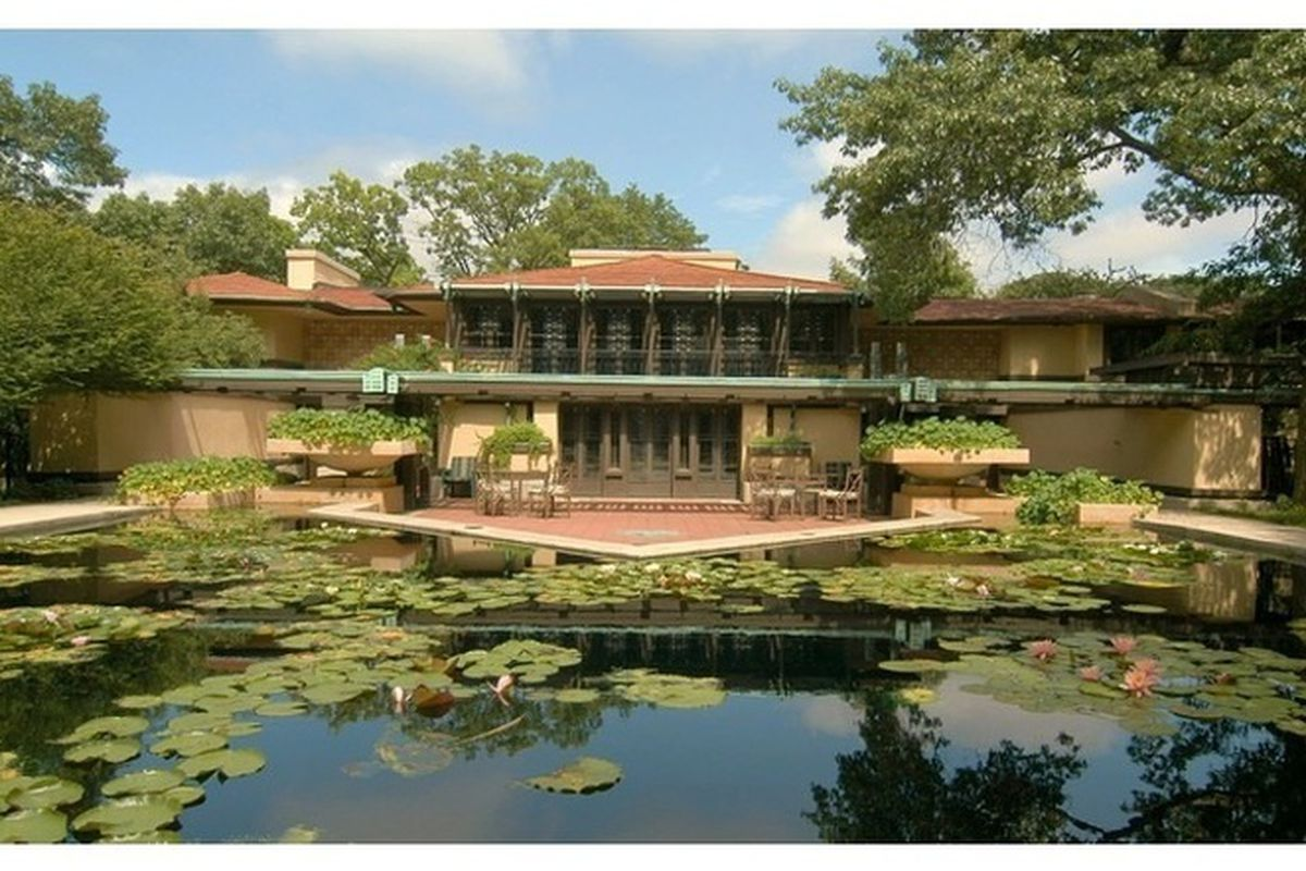 Frank Lloyd Wright Prairie Houses frank lloyd wright's coonley house returns once again - curbed chicago