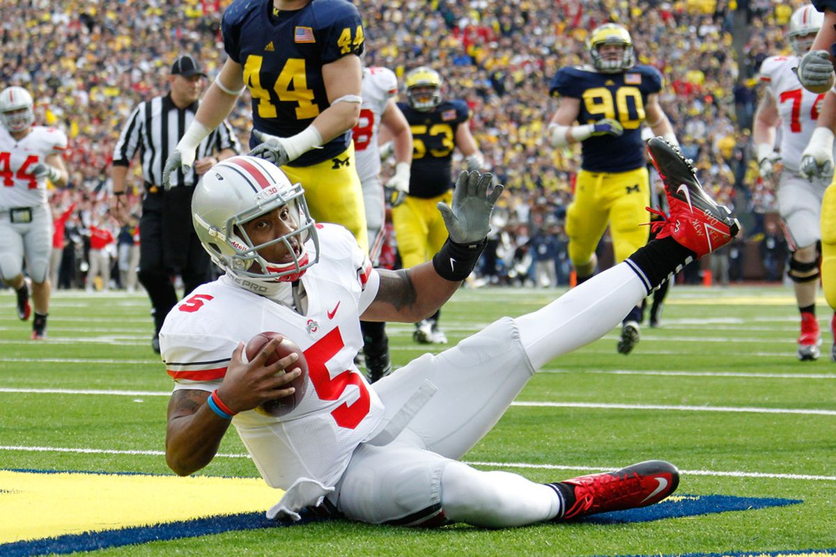 Can Braxton Miller avenge the 2011 loss?