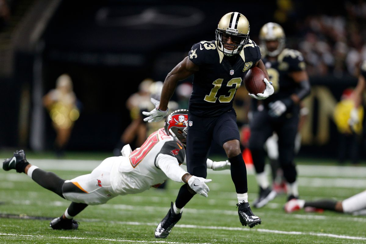 2017 New Orleans Saints Training Camp Preview Wide Receiver