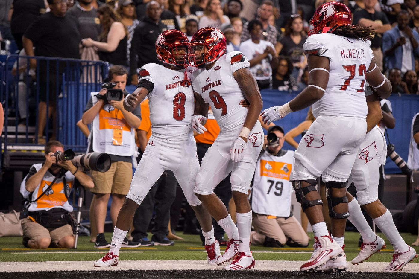 Louisville Football Team Of The Decade Headlined By Lamar Jackson Card Chronicle