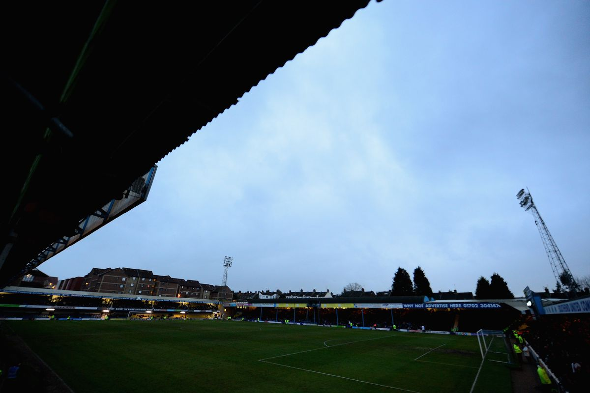 Southend United v Millwall - FA Cup Third Round