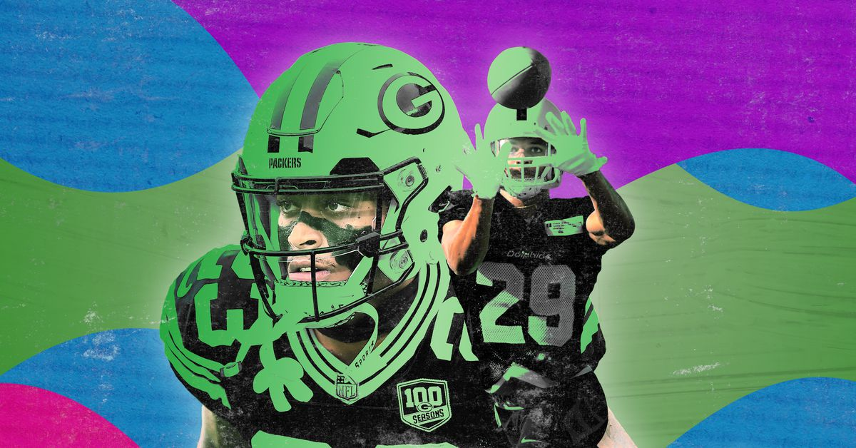 Meet the NFL s Next Premium Position  The Slot Cornerback - The Ringer 519158764