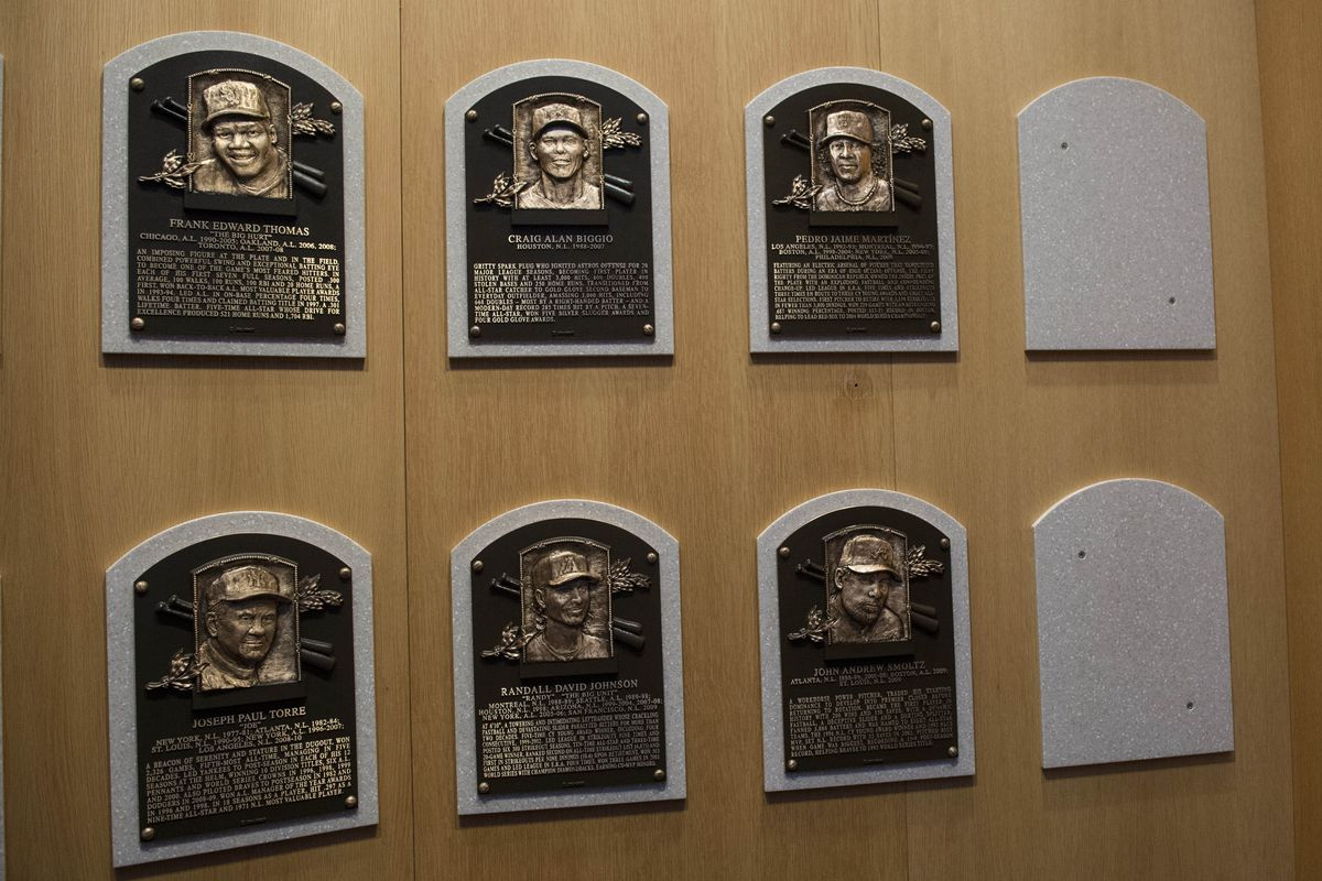 Which men do you think should head to Cooperstown this year?