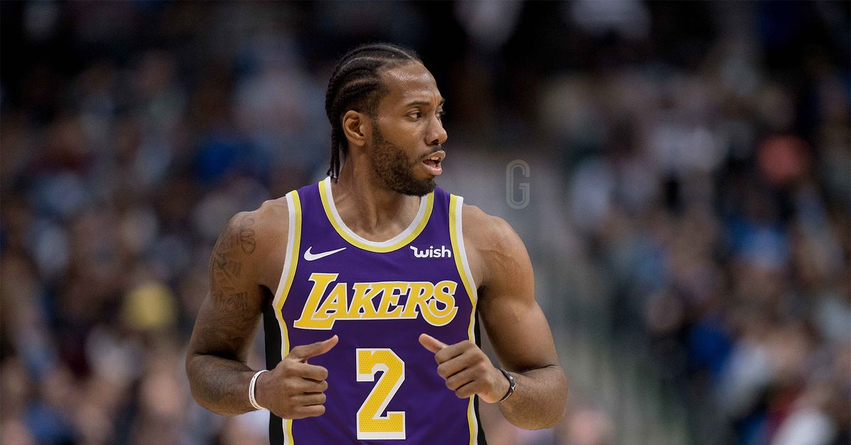 Lakers Free Agent Rumors Kawhi Leonard Asked Magic Johnson If He Tried To Trade For Him Wants Team To Hire His Own Medical Professionals Silver Screen And Roll