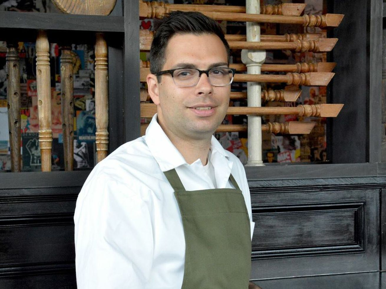 Hazel founder and critically acclaimed chef Rob Rubba.