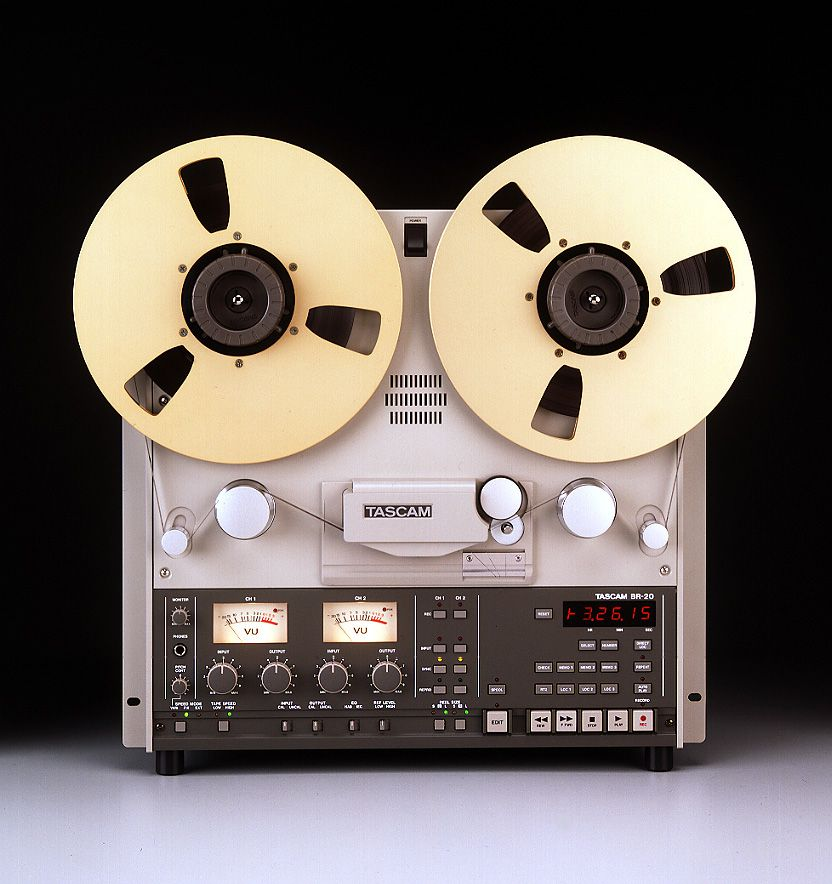 Reel-to-reel tape is the new vinyl | The Verge