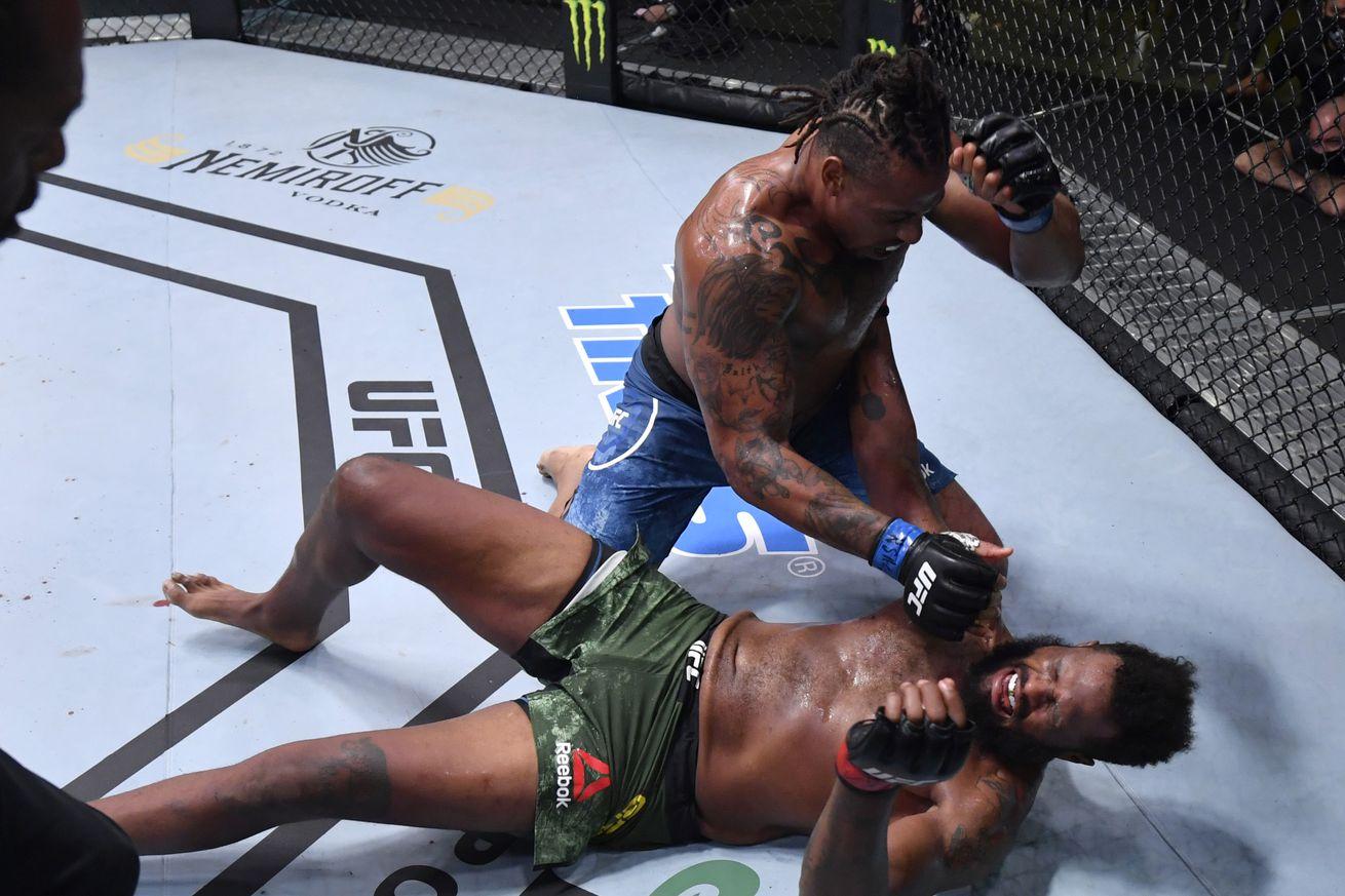 UFC Fight Night: Greene v Hardy