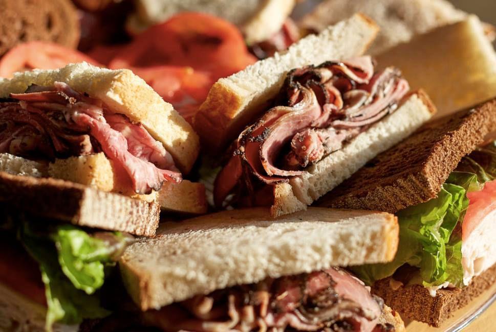 Sandwiches at Michael's Deli
