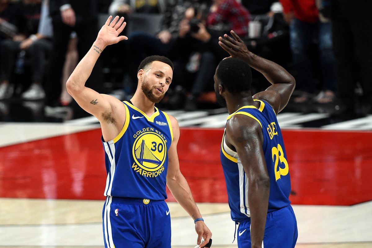 7816ae56b1e7 Are we SURE the Warriors aren t better without Kevin Durant ...